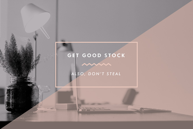 Get Good Stock Photos - Idyllic Creative blog